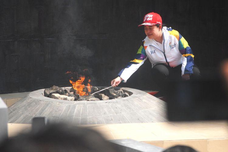 Nilai Sejarah di Balik Alasan Api Abadi Mrapen Dipilih Jadi Sumber Api Obor Asian Games 2018