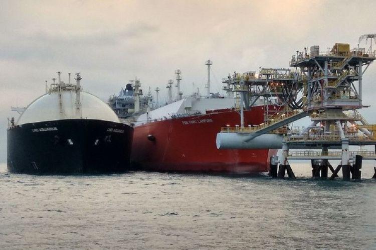 FSRU Lampung Siap Kirim LNG ke Pembangkit Listrik Muara Tawar