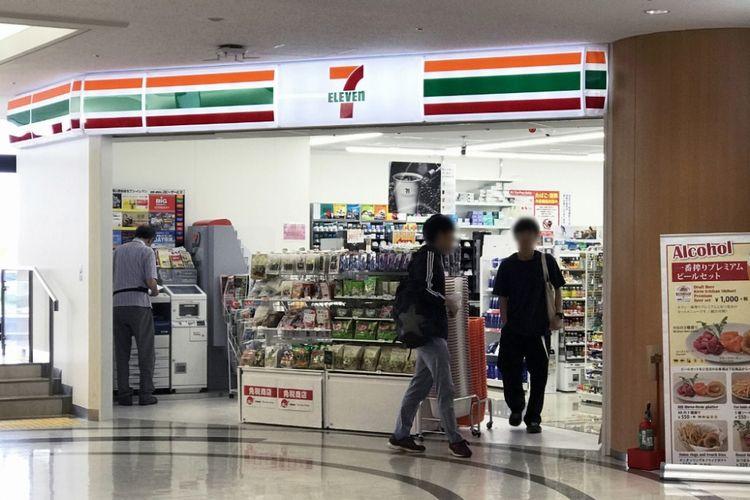 minimarket 7-Eleven.