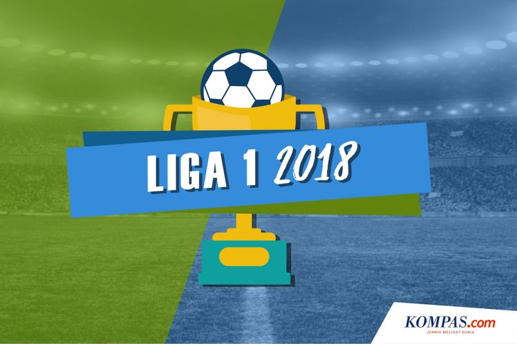Liga 1 Sepak Bola Indonesia 2018