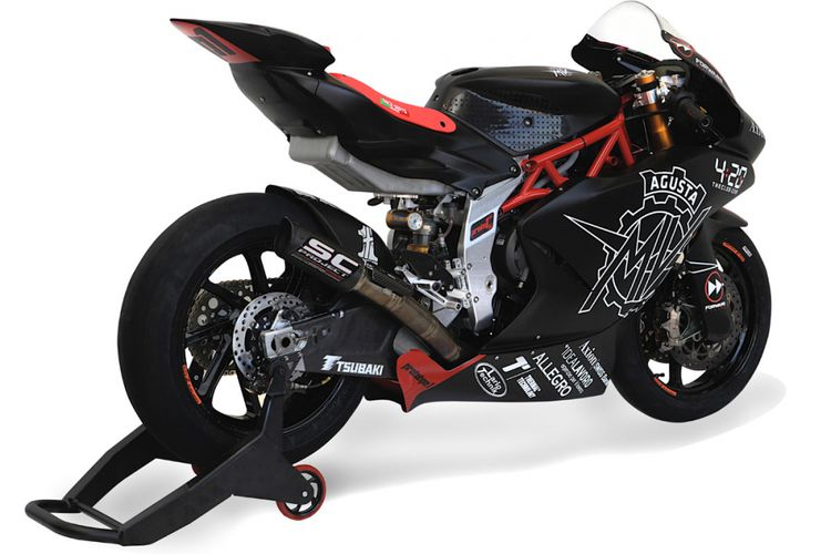 MV Agusta masuk Moto2 tahun depan 2019.