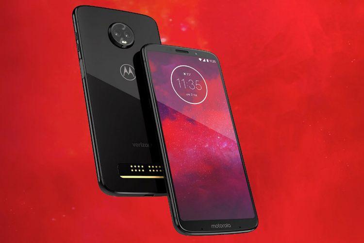 Motorola Moto Z3.
