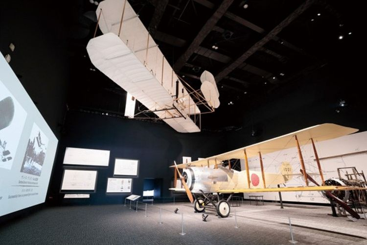 "pesawat ""Wright Flyer No. 1"""
