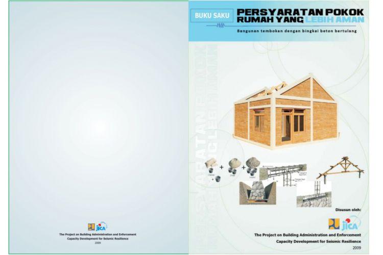 Buku Saku Persyaratan Pokok Rumah yang Lebih Aman gempa