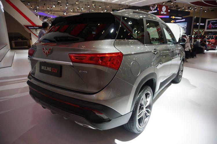 SUV Wuling tampil di GIIAS 2018