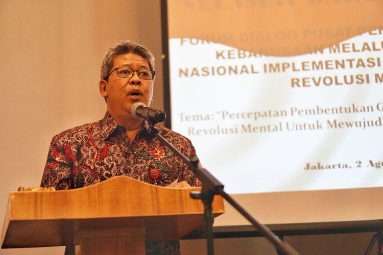 Kemenko PMK: Revolusi Mental adalah Aksi Nyata Bukan Sekedar Proyek