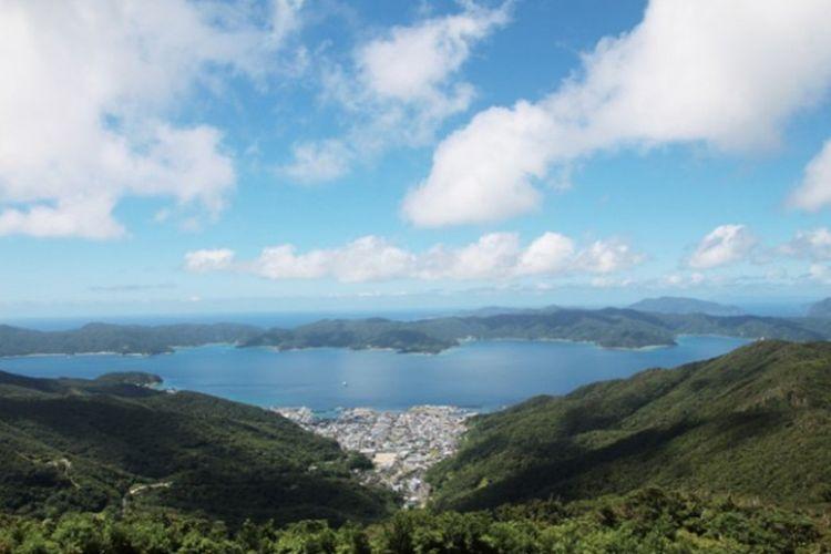 Panorama di Kochiyama Observatory