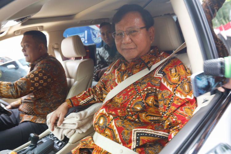 Ini Langkah PKS jika Prabowo Tak Pilih Kadernya sebagai Cawapres