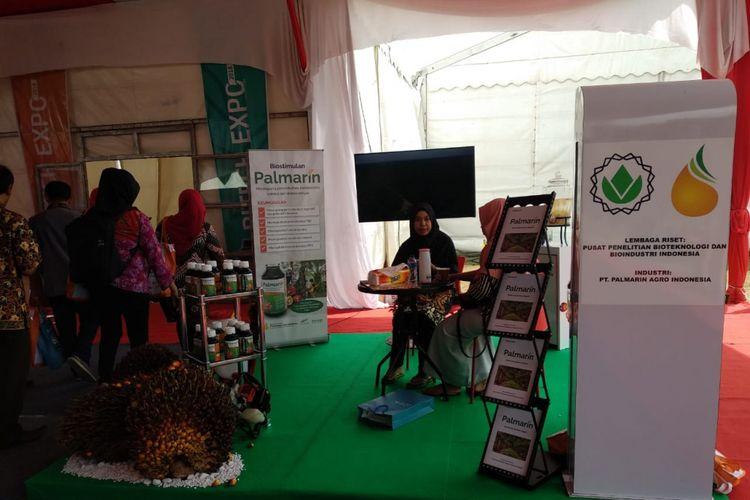 Palmarin menjadi harapan dalam mengurangi perluasan lahan kelapa sawit. Diketahui, inovasi ini dapat meningkatkan produksi kelapa sawit hingga 30 persen.