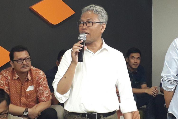 Buni Yani Hadir di Peresmian PGO, Senin (13/8/2018)