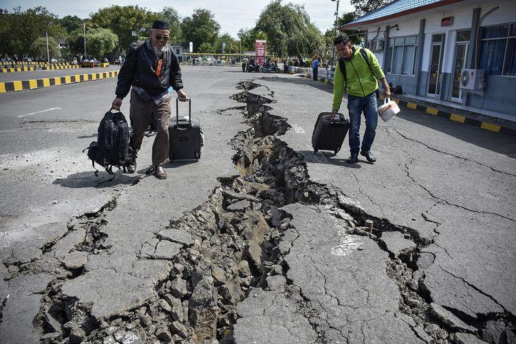 Pemerintah Tidak Akan Tetapkan Bencana Nasional di NTB, Ini Alasannya...