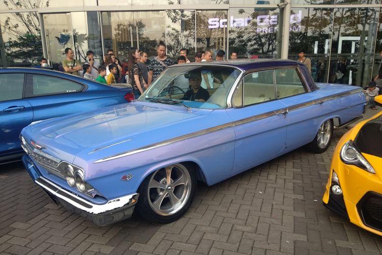 Impala tahun 1962 modifikasi JHL Custom Garage