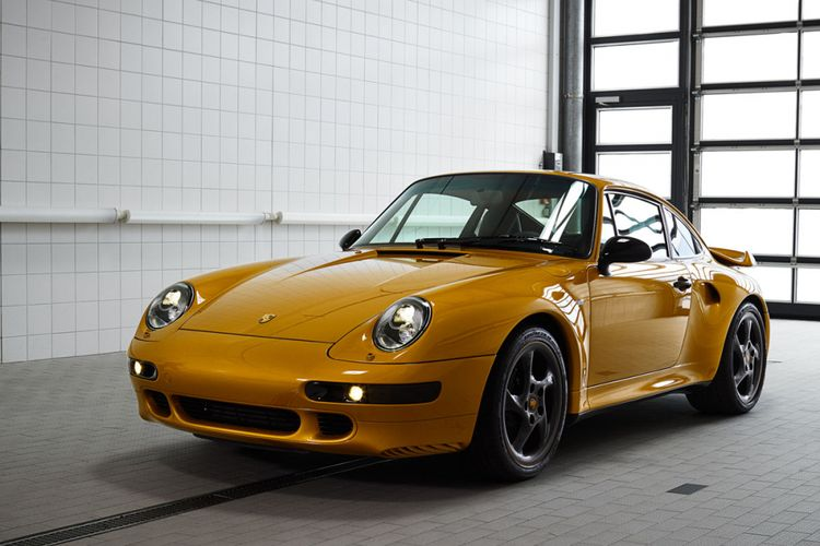 911 Turbo Classic Series The collector?s item.