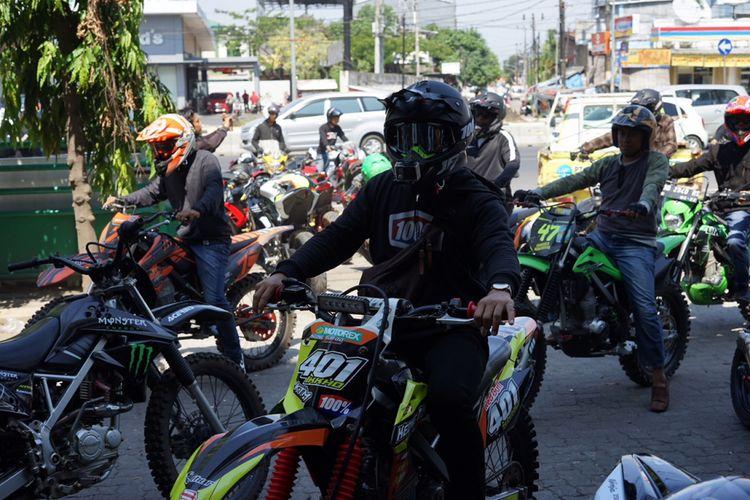Komunitas Kawasaki di Makassar