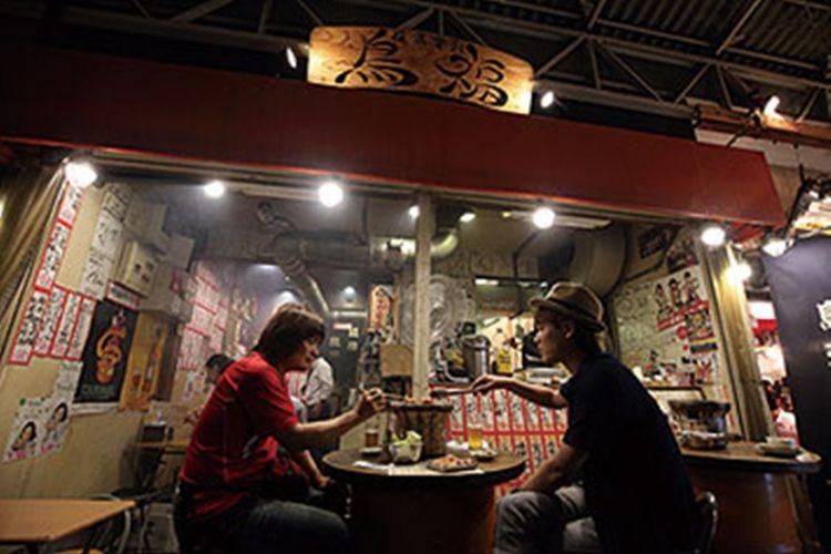 Kulineran di Osaka, Serba Murah di Kawasan Ura-Tenma