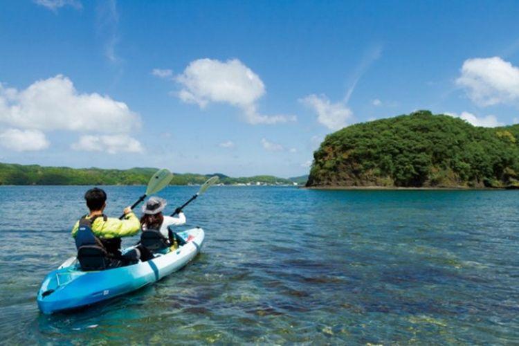 Tsushima CAPPA sea kayak