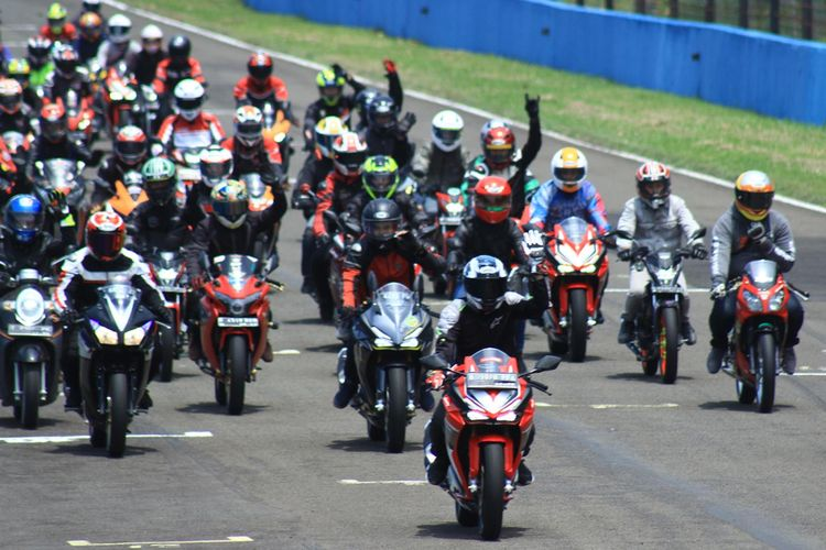 Indonesia CBR Race Day (ICE Day) 2018