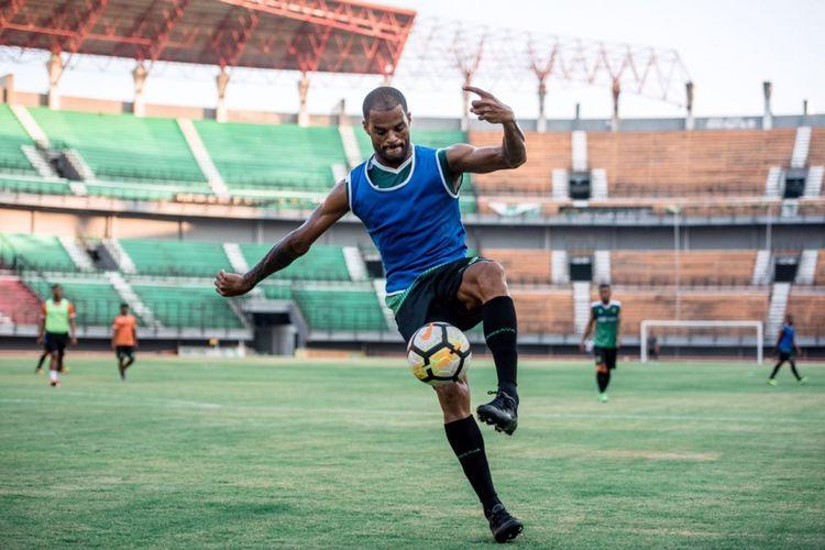 Striker Persebaya Surabaya, David Da Silva.