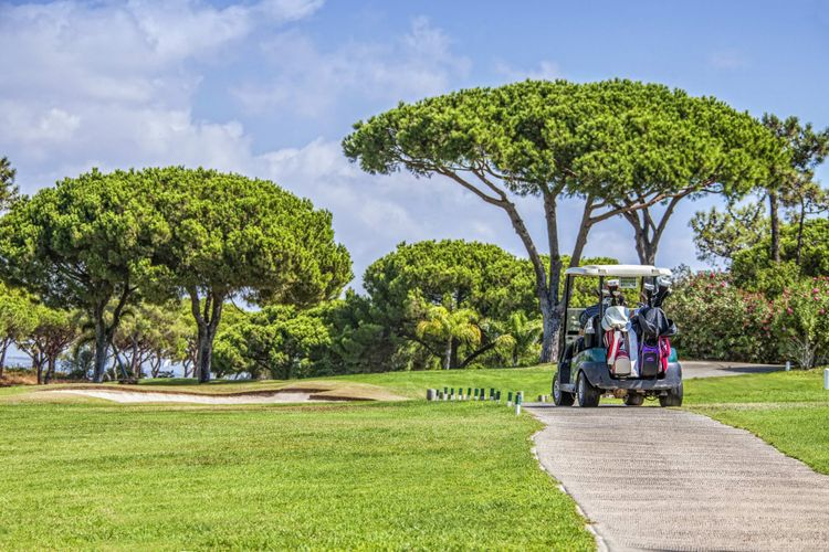 Golf di Quinta do Lago, Spanyol