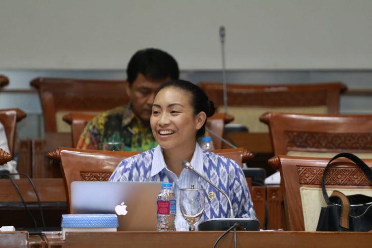 KPU Bantah Tudingan Keponakan Prabowo Subianto soal Penyusutan Suara