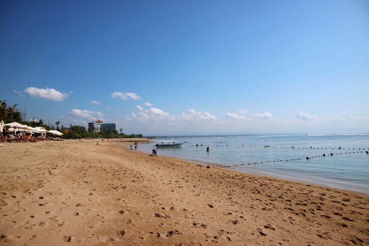 5 Cara Seru Menikmati Deretan Pantai Cantik di Sanur Bali