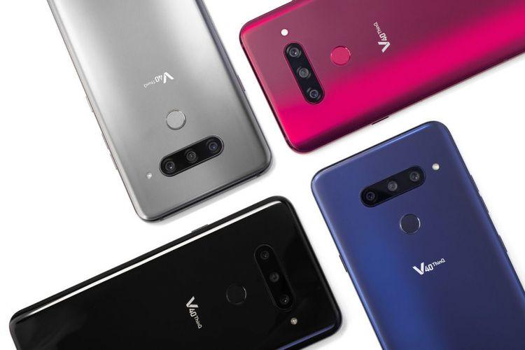 LG Bakal Gabungkan Ponsel Seri G dan V?