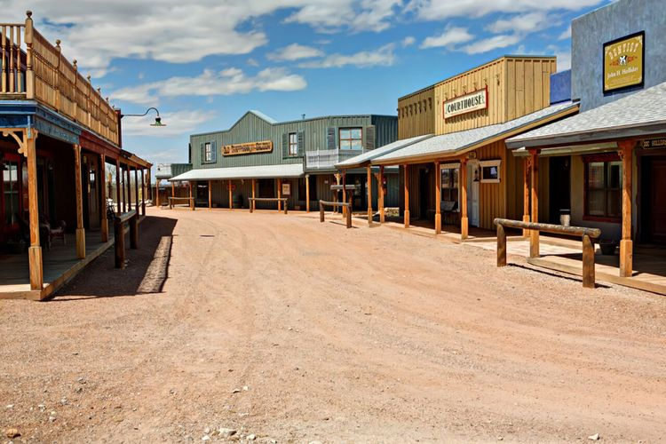 Tombstone, Arizona, Amerika Serikat