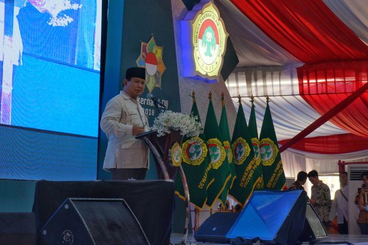 Kritik Prabowo, dari Pengkhinatan Elite hingga Ekonomi Kebodohan