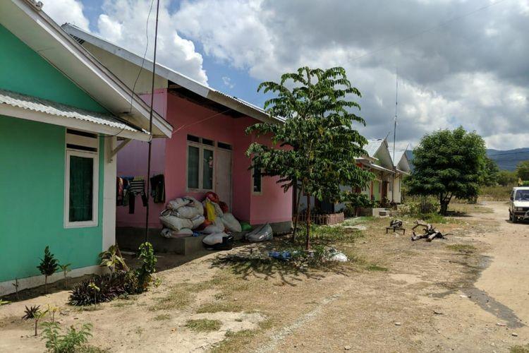 Risha dan Rika di Petobo,Palu