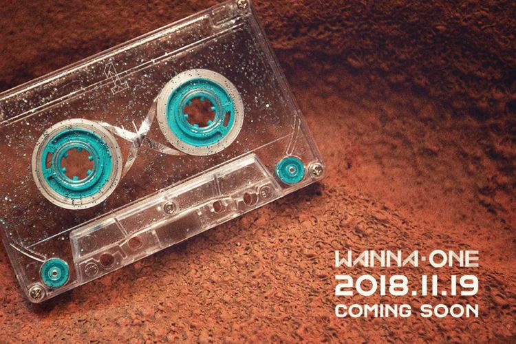 Teaser comeback WANNA ONE