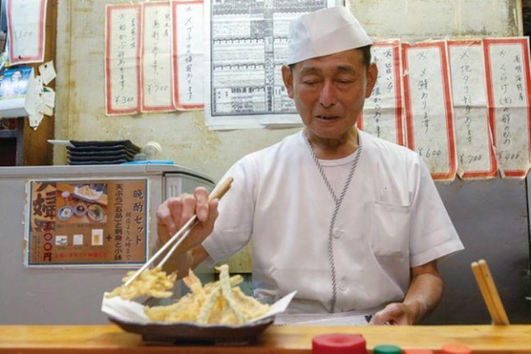 Koyanagi Jun'ichi-san.