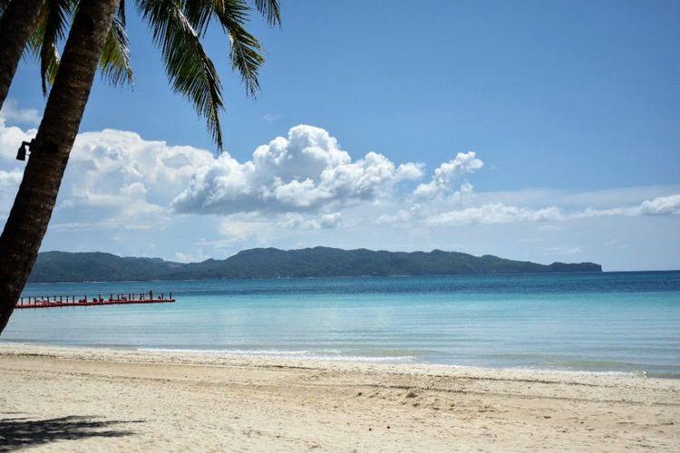 Pulau Boracay, Filipina.