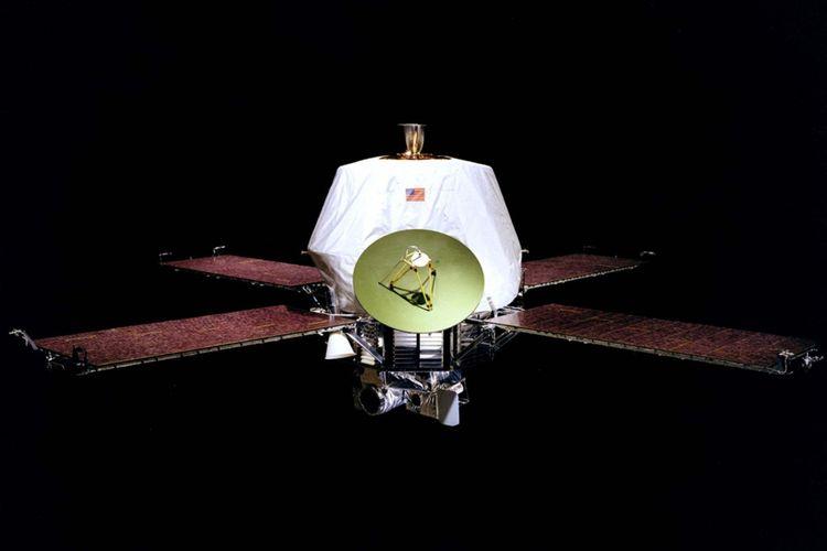 14 November 1971, Mariner 9 Jadi Wahana Antariksa Pertama Capai Orbit Mars