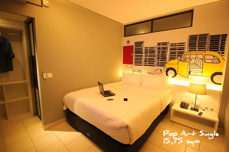 Triple Seven Bed and Breakfast, Bandung.