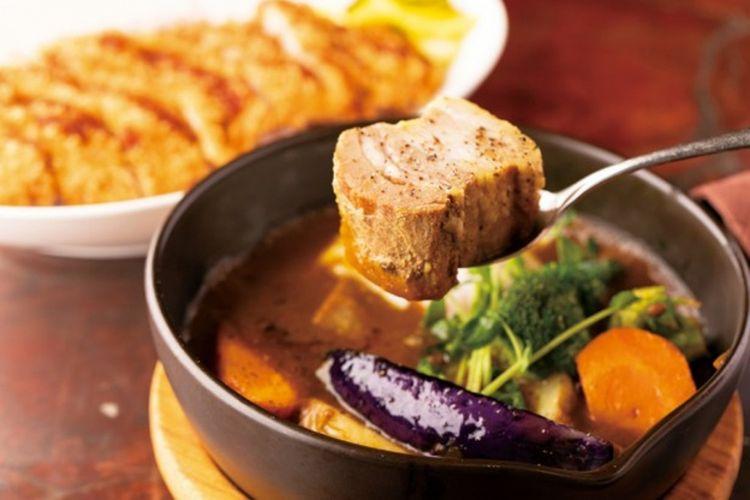 Menggoda para pecinta daging! Menu rekomendasi bagi yang ingin makan banyak sayuran dan daging.
