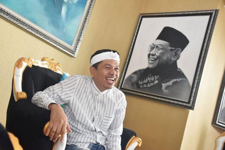 Ketua Tim Kampanye Daerah Jokowi-Maruf Amin Jawa Barat, Dedi Mulyadi.