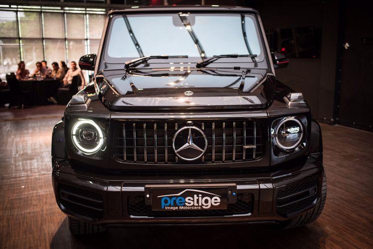 Mercedes-Benz G63 yang diluncurkan Prestige Motorcars