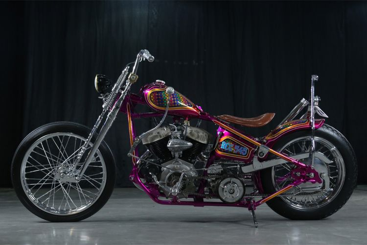 RCG 545 Chopper - Ndra King