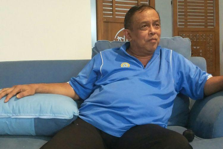 Ketua BPN Prabowo-Sandiaga Djoko Santoso