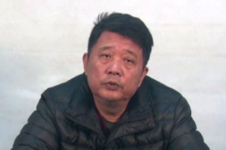 Ma Jian, mantan kepala mata-mata China dihukum seumur hidup setelah terbukti menerima korupsi Rp 231 miliar.