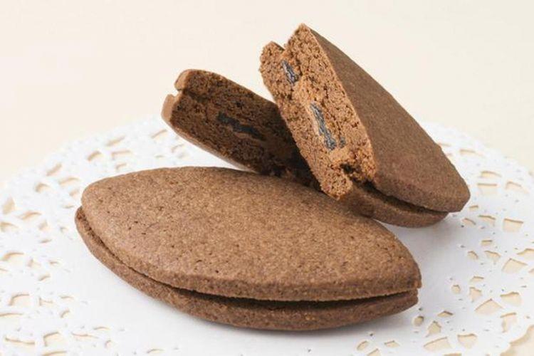 """""""Choco-wich"""", kue coklat dengan rasa kelas atas dan coklat yang kuat"""