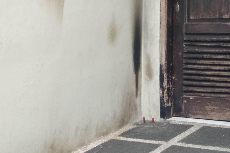 GTKP bom molotov di Jalan Kalibata Selatan No.42.c, Jakarta Selatan