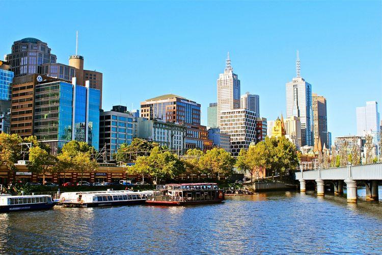 Lanskap Melbourne