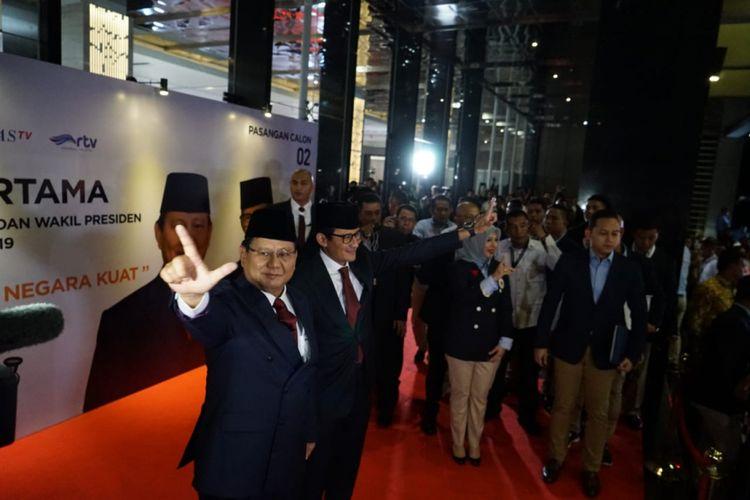 Prabowo: Kita Harus Cukup Uang agar Penegak Hukum Tak Korupsi