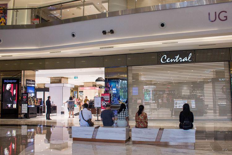 Penutupan Central Department Store di Neo Soho