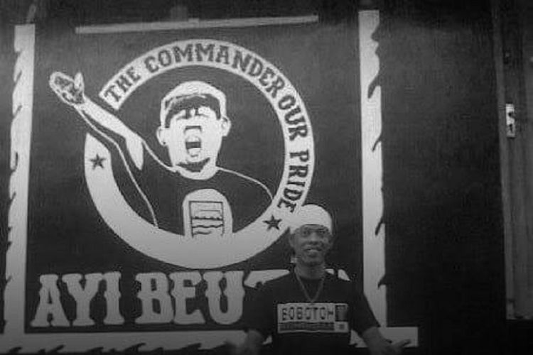 Ronaldikin meninggal dunia di Bandung, Selasa (22/1/2019).
