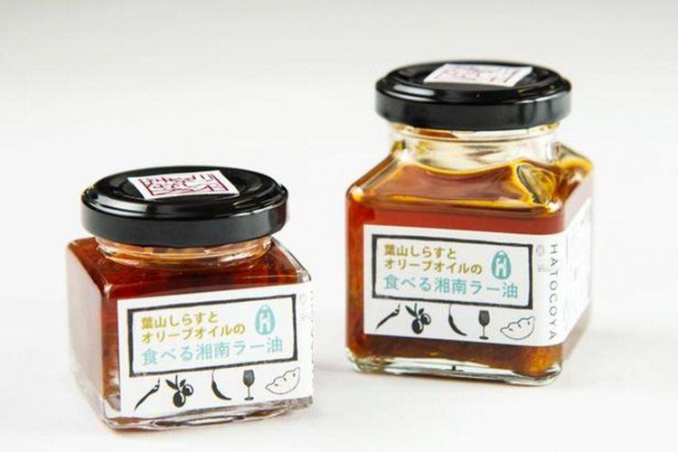 """Produk """"Hayama Shirasu to Olive Oil no Taberu Shonan Ra-yu"""" dari Hotokoya"""