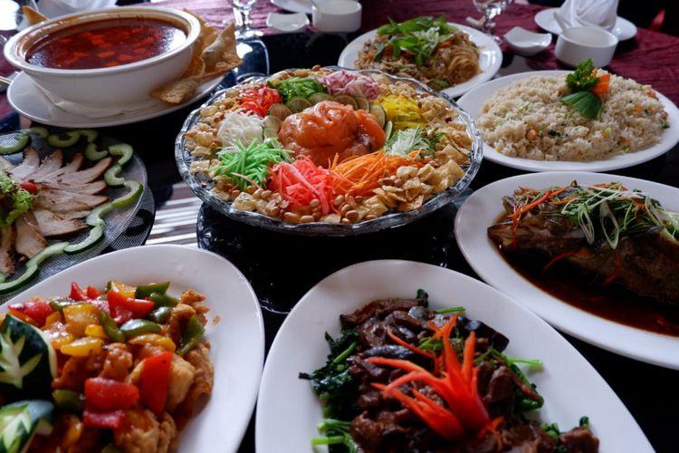 Hotel Ibis Trans Studio Bandung (TSB) menyajikan berbagai menu untuk merayakan Imlek 2019.
