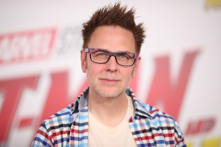 Sutradara James Gunn menghadiri pemutaran perdana film produksi Disney - Marvel, Ant-Man And The Wasp - di Los Angeles, California, pada 25 Juni 2018.