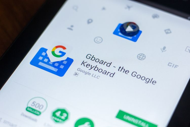 Keyboard Google (Gboard)